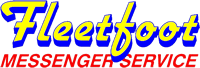 Fleetfoot Messenger - logo