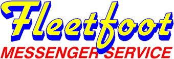 Fleetfoot Messenger Service - logo